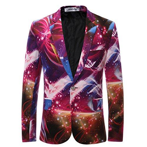 Cloud Style - Chaqueta de traje - para hombre Color De La Imagen XXXL