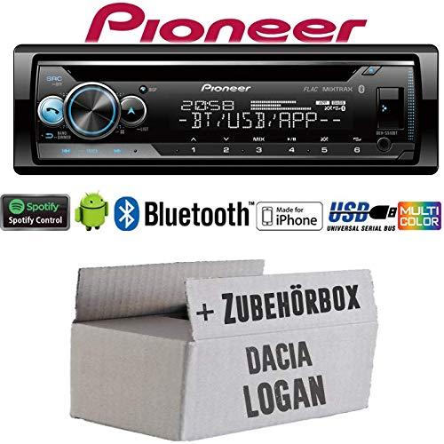 Pioneer Kompatibel mit Android und iPod / iPhone