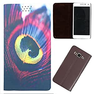 DooDa - For Samsung Galaxy S3 PU Leather Designer Fashionable Fancy Flip Case Cover Pouch With Smooth Inner Velvet