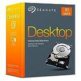 Seagate Barracuda - Disco duro interno de 3 TB (SATA II, 7200 rpm)