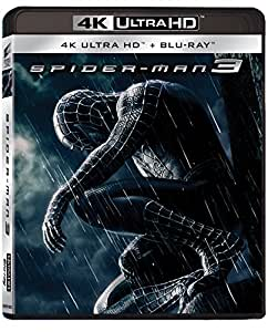 Spider-Man 3  (Blu-Ray 4K Ultra HD + Blu-Ray)