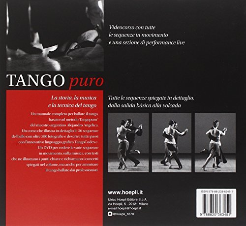 Zoom IMG-1 tango puro manuale di argentino