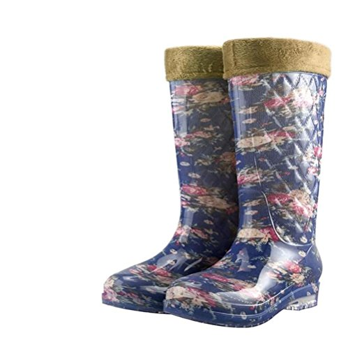 ldmb-gobi-rain-boots-women-spring-and-autumn-winter-plus-cashmere-warm-water-boots-dots-boots-four-s