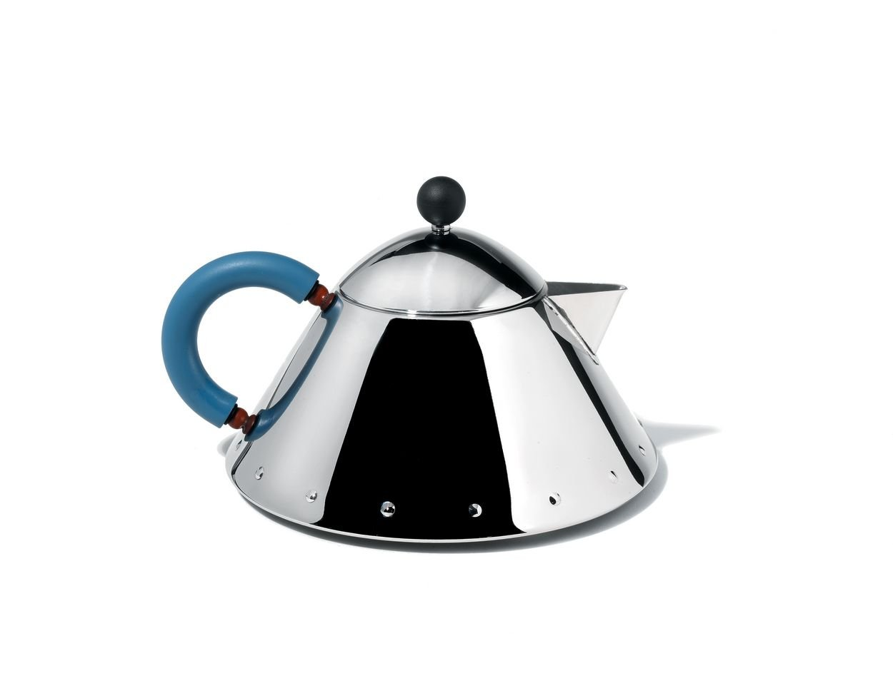 alessi tea pot by michael graves amazoncouk kitchen  home.