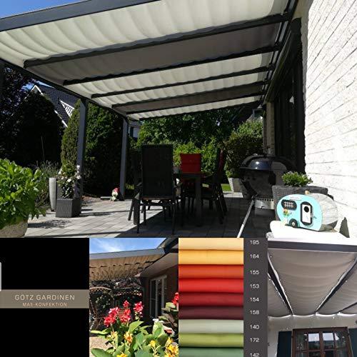 Sonnenschutz Terrassenüberdachung Wintergarten Beschattung nach Maß