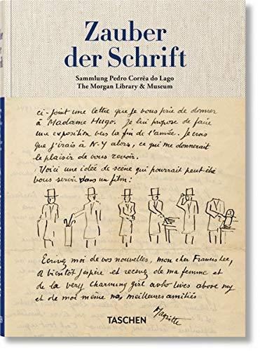 Zauber der Schrift. Sammlung Pedro Corrêa do Lago