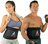 Best Ab Belts - Waist Trainer For Weight Loss Gives Lower Back Review