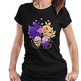 Loving Chocobo Family Final Fantasy Women's T-Shirt