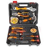 ZXZ-GO Kits de Herramientas de 11 Piezas, Conjunto de Herramientas - Herramienta de Destornilladores para Herramientas de reparación para el hogar de DIY Mantenimiento de reparación de viviendas