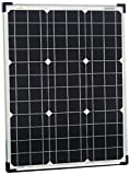 Offgridtec 50 Watt Solarmodul/Solarpanel / Solarzelle 12V, 3-01-001260