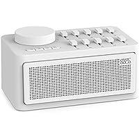 Mmyunx Schlafhilfe Maschine Schlaftherapie Wireless-Lautsprecher Weiß Geräusch Generator Bluetooth Sleep Sound preisvergleich bei billige-tabletten.eu
