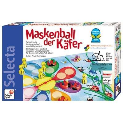 Kostüm Machen Käfer - Maskenball der Käfer. Kinderspiel des Jahres 2002