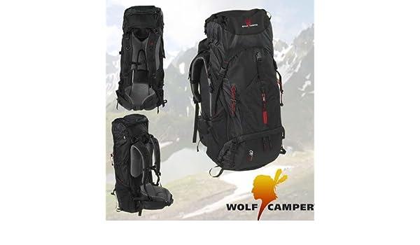 Hiker von wolf camper mehrtagesrucksack trekkingrucksack