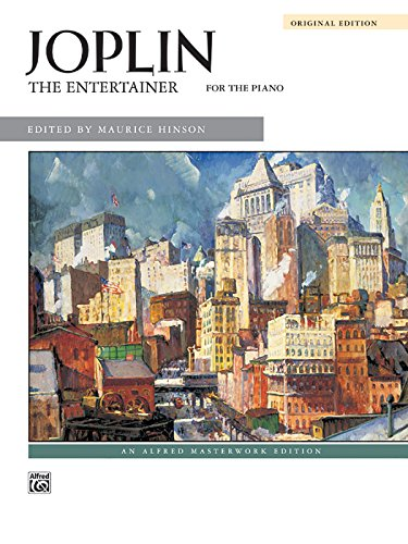 The Entertainer: For the Piano: Original Edition PDF Books
