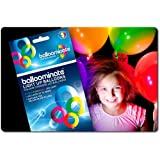 15unidades de color cambiante luz LED hasta BALLOOMINATE globos. Ideal para fiestas y celebraciones.
