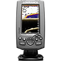 Lowrance Hook 4 - Transductor Mid/High/DownScan