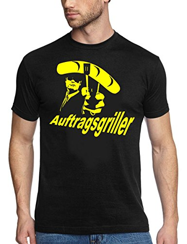 Grosse Auswahl cooler Grill-T-Shirts thumbnail