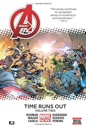 Avengers. Time Runs Out. Premie - Volume 2