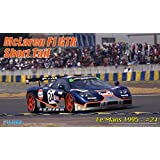 Fujimi modelo 1/24 de coches Rial Deportes Serie No.27 McLaren F1 GTR cola corta Le Mans 1995 N? 24