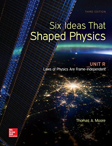 Six Ideas That Shaped Physics: Unit R - Laws of Physics are Frame-Independent (WCB Physics)