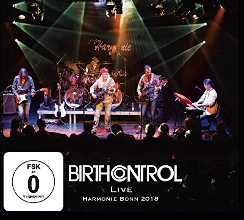 Birth Control - Live Harmonie Bonn 2018 (+ CD) [2 DVDs] (Harmonie-cd)