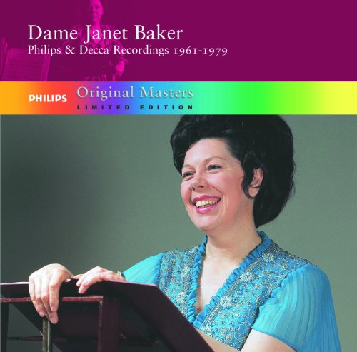 Dame Janet Baker: Philips And ...