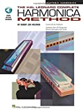 The Complete Harmonica Method Diatonic Book/Cd