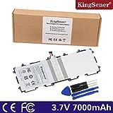 KingSener SP3676B1A (1S2P) batterie pour Samsung GT-P5100GT-P5110GT-P7500GT-P7510GT-N8000GT-N8010, Galaxy Tab 225,7cm. avec gratuit 2ans de garantie
