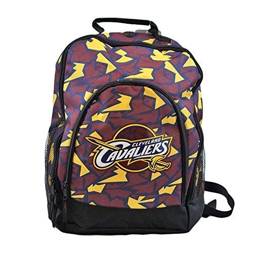 Forever Collectibles Cleveland Cavaliers Camouflage Backpack Bag Rucksack Tasche