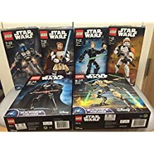 LEGO Lego Star Wars building double figures all species set