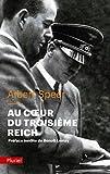 Au Coeur Du Troisieme Reich (French Edition) by Albert Speer(2011-04-04) - Pluriel - 01/01/2011