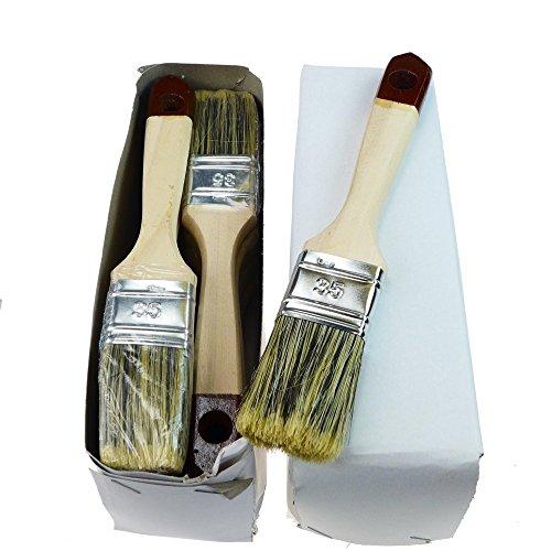 Flachpinsel Kunststoffstiel