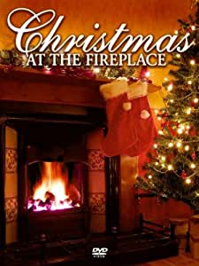 Christmas At The Fireplace [DVD] [2007]
