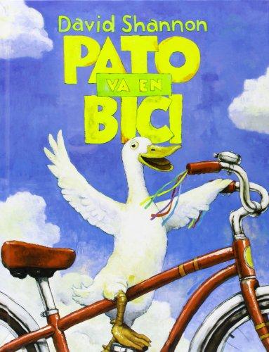 PATO VA EN BICI (ALBUMES ILUSTRADOS)