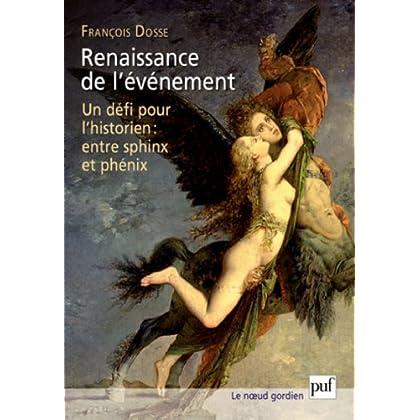 Renaissance de l'événement