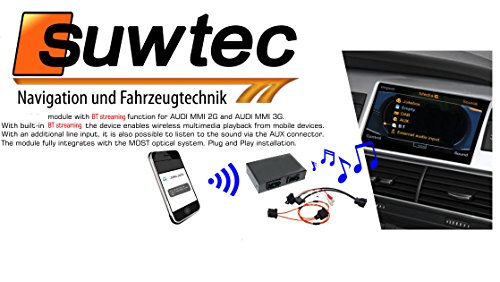 Audio Interface für MMI 3G High u. Basic Bluetooth AUX AMI 3g Bluetooth