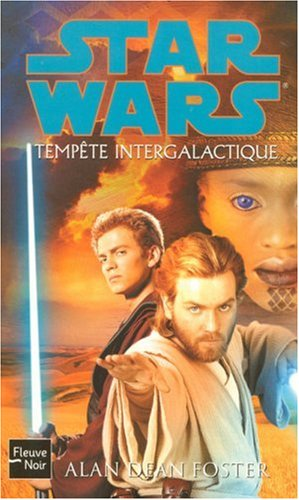 STAR WARS N83 Tempte Intergalactique