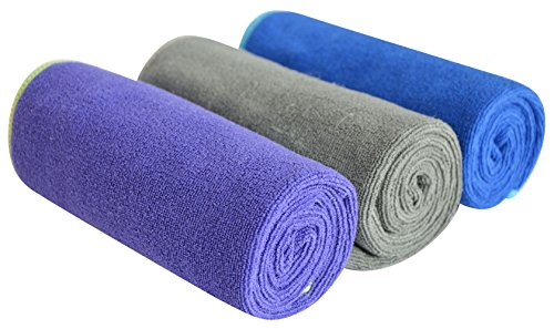 SINLAND toallas microfibra para gimnasio Ultra...