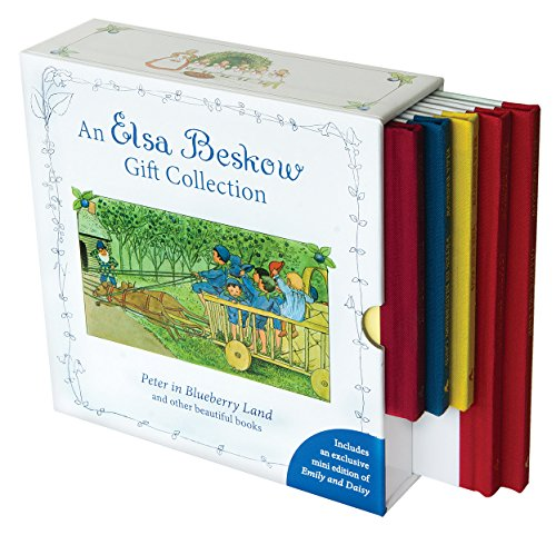 Elsa Beskow Gift Collection: Peter in Blueberry Land and oth por Elsa Beskow