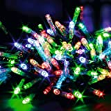 Premier Supabrights 100 LED Multi Action Lights - Multi Colour