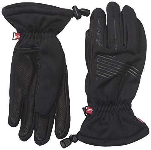 Zanier Herren Handschuhe Wave.WS, Schwarz, L