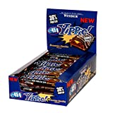 Weider Yippie - 12 Barritas x 70 gr Cookies - Double Choc