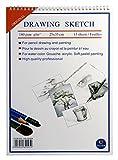 Drawing Sketch Pad 180 GSM 15-Sheets