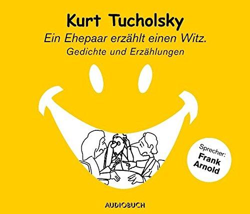 Buchseite und Rezensionen zu 'Ein Ehepaar erzählt einen Witz' von Kurt Tucholsky