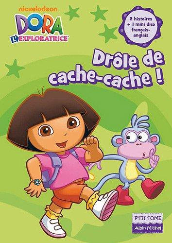 Dora l'exploratrice, Tome 12 : Drôle de cache-cache !