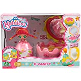 Giochi Preziosi - Kekilou K-Vanity Mini Playset, Bambola Camellia