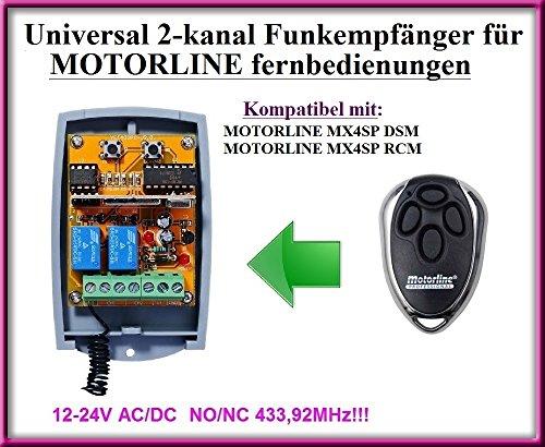2-kanal universal Empfänger TR-311