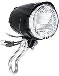 Scheinwerfer Fahrrad StVZO zugelassen KINGTOP LED Fahrradbeleuchtung LED Fahrradlampe 40 Lux