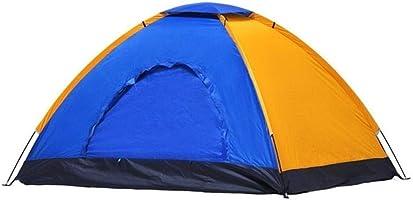 Kolay Kurulumlu Pratik Kamp Çadırı 8 Kişilik (250x250x150)
