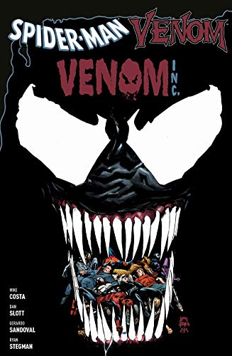 Spider-Man & Venom: Venom Inc. - Venom Flash